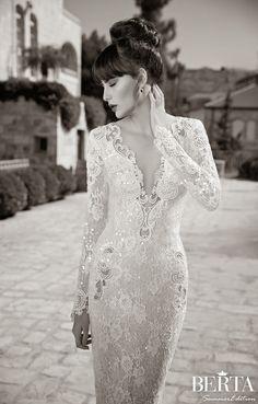 Berta Bridal Summer 2014 Wedding Dresses - Part 1   bellethemagazine.com
