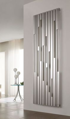 Kitchen Living Rooms Transform your home with Cordivari radiators. Choose between one that suits your kitchen, your bathroom and your living! Wall Radiators, Decorative Radiators, Vertical Radiators, Kitchen Radiators, Bathroom Radiators, Heating Radiators, Pattern Wall, Wall Patterns, Jaali Design