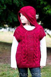 Ravelry: Elfen Vest pattern by Elena Nodel