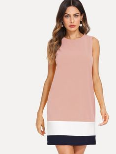 9d6c392b9 Cut and Sew Dress Tank Dress, Dress Collection, Floral Skater Dress,  Women's Fashion