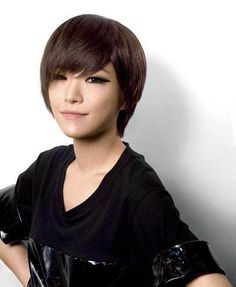 South Korean celebrity 2010 fashion hairstyles 7