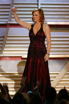 Reba McEntire 2007-05-15  42nd Annual Academy Of Country Music Awards - Show