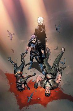 Sangue de Morcegos em O Eterno Batman & Robin.