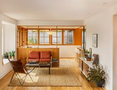 Living Room Modern, Living Room Designs, Living Rooms, Living Spaces, Sheep House, Seattle Homes, Minimal Home, Mid Century House, Furniture Layout