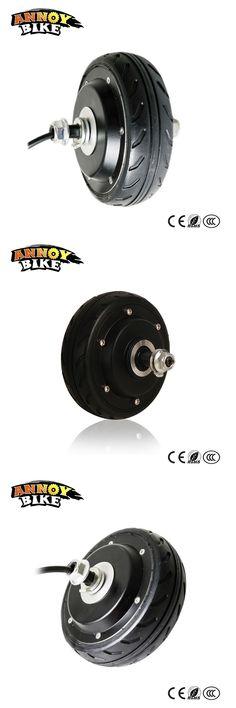 Small wheel electric wheel motor 5''dc 36v 200w250w hub motor electric skateboard motor electric scooter mini ebike wheel motor