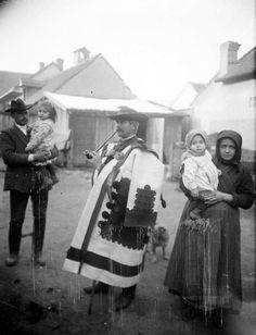 From Hortobágy, 1913, photo by Ecsedi István. NHA