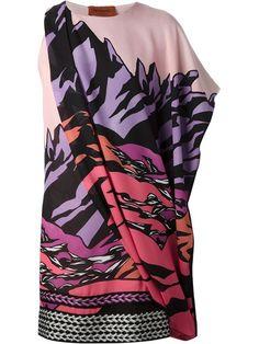 Missoni Draped Jersey Dress - Eraldo - Farfetch.com