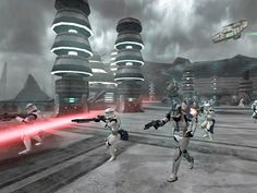 Star Wars: Battlefront IIon the Playstation 2