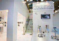 COLLEXIA @ Cosmoprof / Bologna. Bologna, Bathroom Lighting, Mirror, Furniture, Home Decor, Bathroom Light Fittings, Bathroom Vanity Lighting, Decoration Home, Room Decor