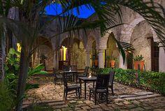 Hacienda Puerta Campeche, Mexico, North America