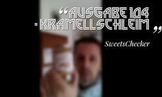 Caramel Grashoff - Kramellschleim - SweetsChecker Folge #104 - Süßigkeiten test /// Juchu. Wieder einmal Karamell. Also das musste ich auch wriklich auf dem Sprung aufnehmen. Ich hab dieses Gläschen Karamell gesehen und   wollte es auch gleich essen. Deswegen diese schlechte Aufnahme mit meinem Handy (ja. es ist dooferweise Hochkant aufgenommen, ich Schussel). Es handelt sich um Caramel Delikatessen von der Firma Grashoff aus Bremen.