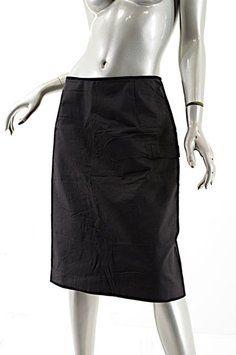 Oscar de la Renta Skirt Black
