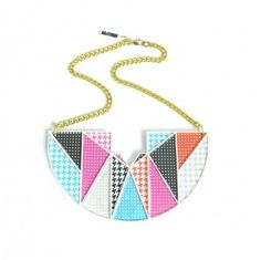 Tutti Frutti necklace by Cat How from Howkapow (2011)