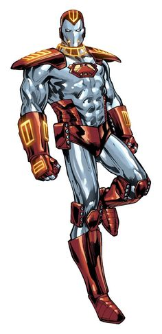 Iron Man Armor - Marvel Comics Database
