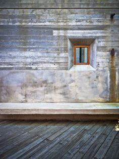 remash:  atlantic center for the arts   detail ~ charles rose architect   ken mccown photograph