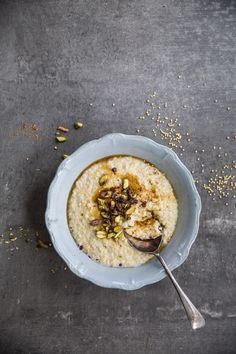 Creamy Coconut Millet Porridge - Cook Republic