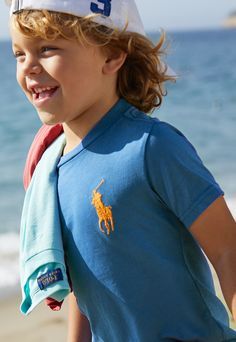 Spring smiles: Shop warm-weather essentials for everyone in the family.