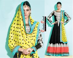 Ethnic designer suits for women