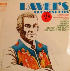 Ravel's Greatest Hits  Boston Symphony Orchestra by DorenesXXOO