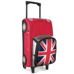 Mini Cooper Trolley Bag via Sears Christmas 2013 catalog...I need this in my life :)