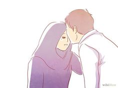 Muhammad (saw) said kiss your wife before washin for prayer