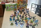 skylanders lot 8 Giants and some rare 36 originals for WII and Xbox 360