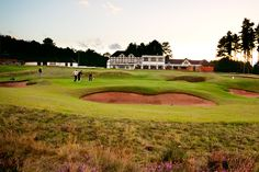 Sherwood Forest Golf Club  One of the finest heathland golf courses in Great Britain  You will find us in the East Midlands to the east of Mansfield, Nottinghamshire, U.K. We are a long established heathland course alongside the pines, silver birch and oak trees of Clipstone Woods within the legendary Sherwood Forest.
