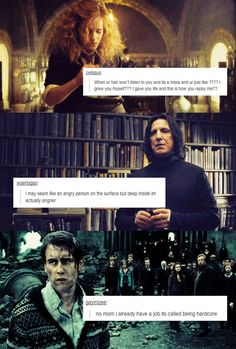 harry potter & text posts