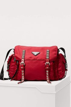 7fb483a7299c 47 Best Prada Messenger Bags images | Prada messenger bag, Prada ...