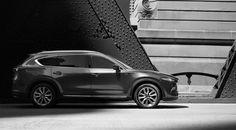 Mazda dio a conocer su nueva SUV CX-8