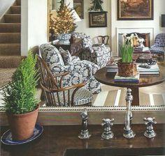 Christmas Inspiration | A Cozy Cottage
