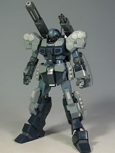 HGUC 1/144 Jesta Cannon Review by Hobby no Toriko