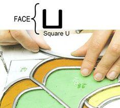"1/4"""" Square U Lead Came Box"
