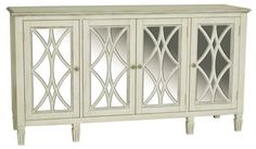 Florence Credenza by Accentrics Home by Pulaski  | The Decorating Diva, LLC