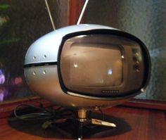 Panasonic TR-005 Orbital Space Age TV