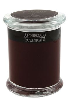 Archipelago Botanicals 'Excursion' Glass Jar Candle available at #Nordstrom