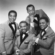 """The Four Tops:   Levi Stubbs, Renaldo """"Obie"""" Benson, Lawrence Payton and Abdul """"Duke"""" Fakir were the Four Tops for over 40 years from their beginnings in 1954. Signing to Motown in 1963, the quartet of singers soon became the labels most-successful male group."""