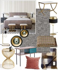 Mirror of Fashion: BEDROOM BLISS