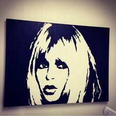 pop art :: black & white