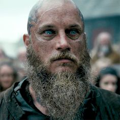 Ragnar Lothbrok, it is almost time for his journey to Valhalla :-(