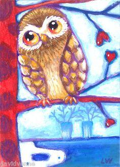 .rakastunut pöllö