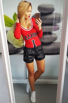 Bodysuit BULLS - be like Beyonce