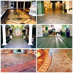 How to install beautiful stamped concrete tiles for the look of stamped concrete for a fraction of the cost! Diy Stamped Concrete, Decorative Concrete, Concrete Steps, Concrete Tiles, Stained Concrete, Beautiful Gardens, Backyard Landscaping, Backyard Ideas, Outdoor Decor