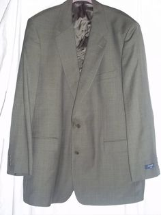 Brooks Brothers 346 NWOT Mens Multi-Color Wool Blazer Jacket Sportcoat Size: 46L #BrooksBrothers #TwoButton