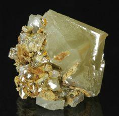 Cerussite   Graham County, Arizona