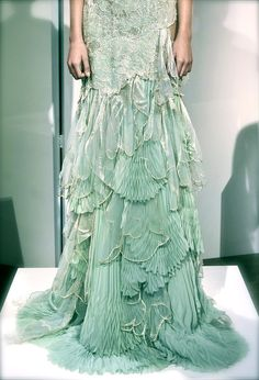 Marchesa gown for Wylla Manderly