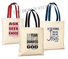 Hey, I found this really awesome Etsy listing at https://www.etsy.com/uk/listing/281648932/scripture-tote-bag-christian-tote-bag