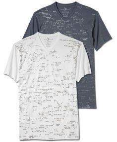 Marc Ecko Cut & Sew T Shirts, Repography V Neck T Shirts - Mens T-Shirts - Macy's