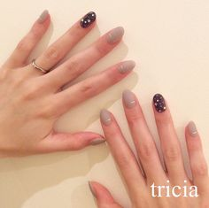 Creative Nails, Creative Nail Designs, Diy Nail Designs, Self Nail, Love Nails, Pretty Nails, Gorgeous Nails, Nail Bags, Korean Nails