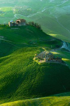 Tuscany, Italy.  Jaroslaw Pawlak